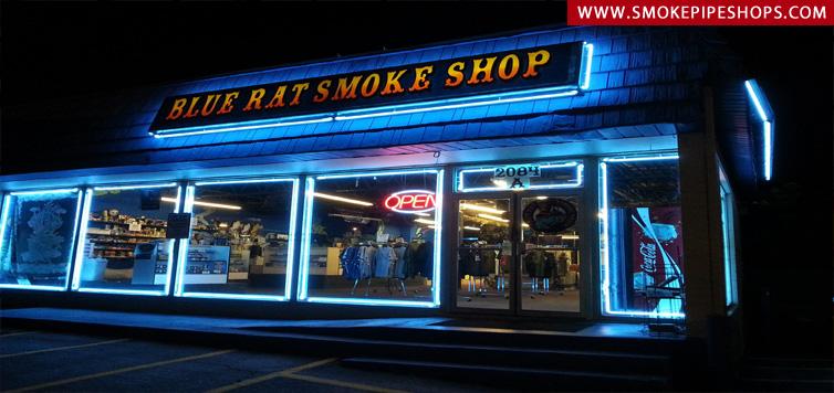 Blue Rat Smoke Shop