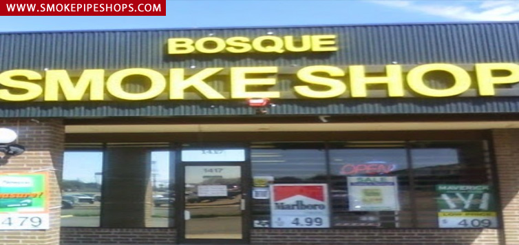 Bosque Smoke Shop