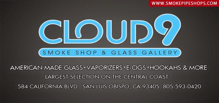 Cloud 9 Smoke Shop & Glass Gallery