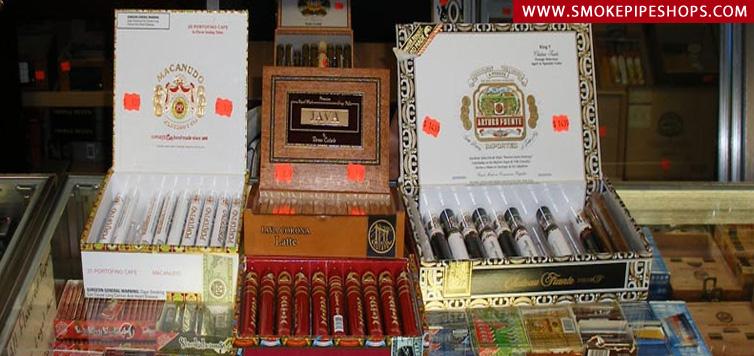 Doughmain Smoke Shop