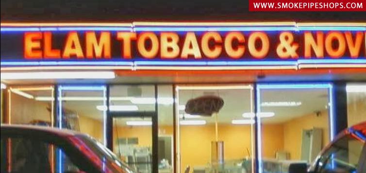 Elam Tobacco & Novelty