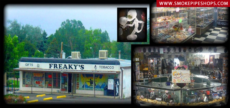 Freaky's Smoke Shop & Tattoo