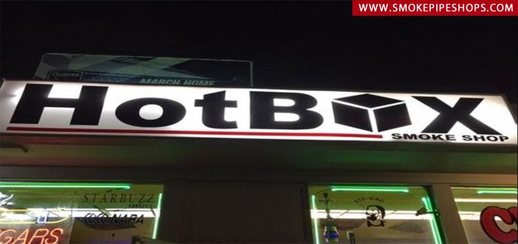 Hot Box Smoke Shop