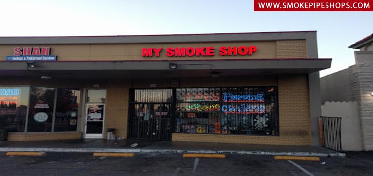 My Smoke Shop