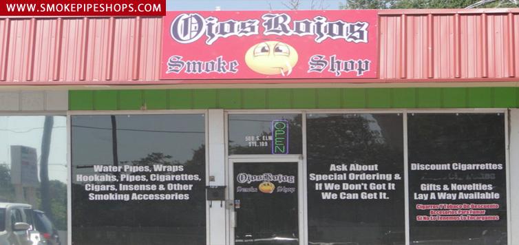 Ojos Rojos Smoke Shop