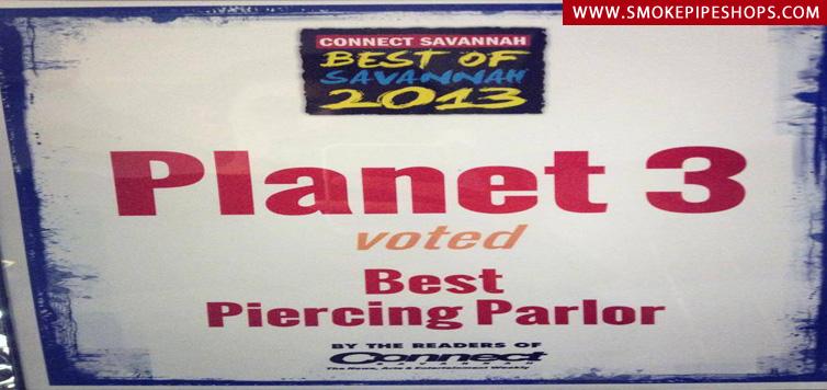 Planet 3 Body Piercing