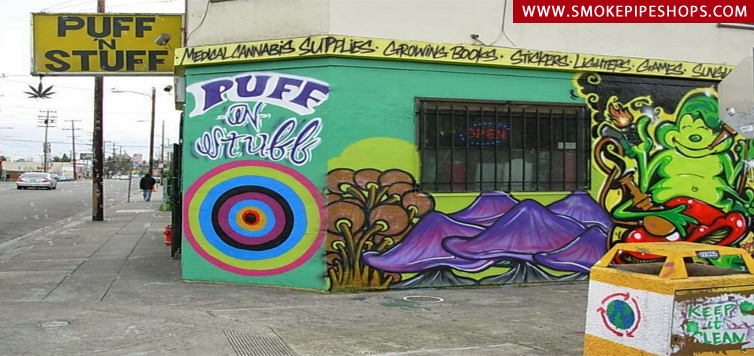 Puff n Stuff Head Shop