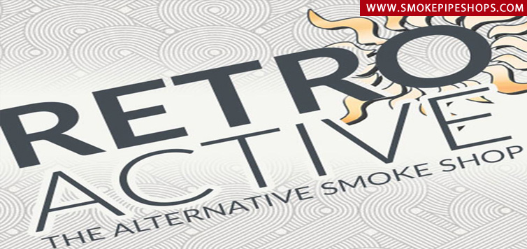 Retro Active Smoke Shop