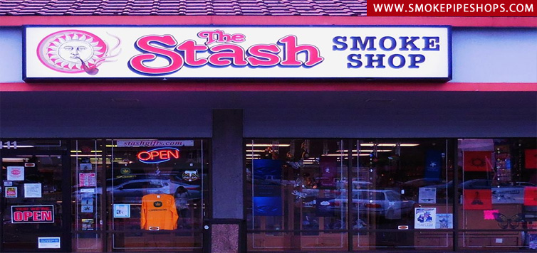 The Stash Smoke Shop Ltd