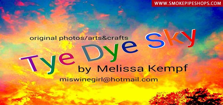 Tye Dye Sky & T-Shirt