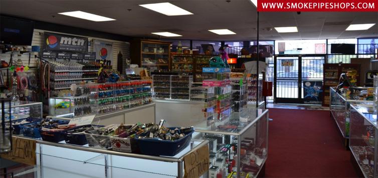 Vishions Smoke Shop