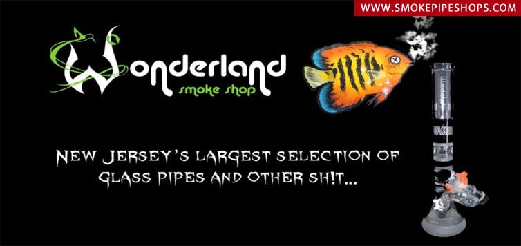 Wonderland Smoke Shop Freehold