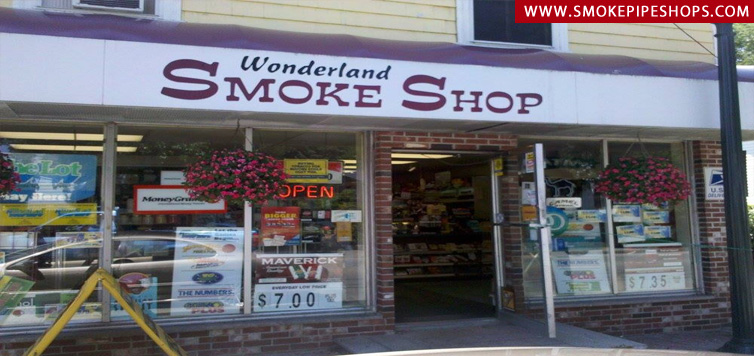 Wonderland Smoke Shop