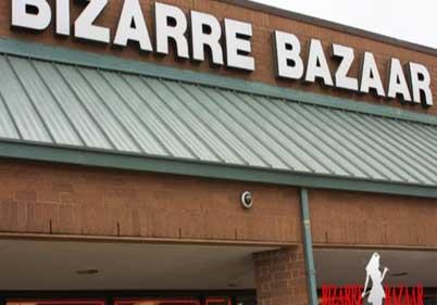 Bizarre Bazaar Houston