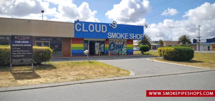 Cloud 9 Smoke Shop Rockingham