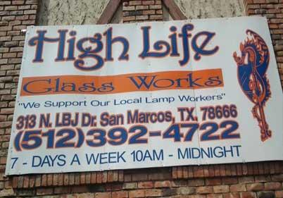 High Life Glass Works