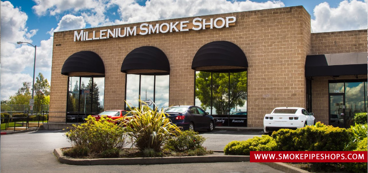 Millenium Smoke Shop
