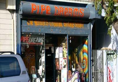 Pipe Dreams San Francisco