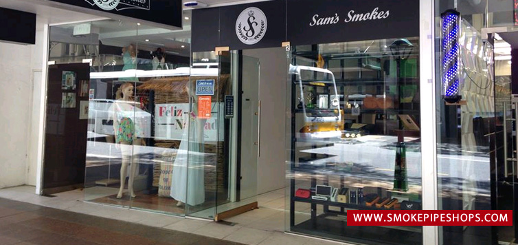 Sam's Smokes Shop