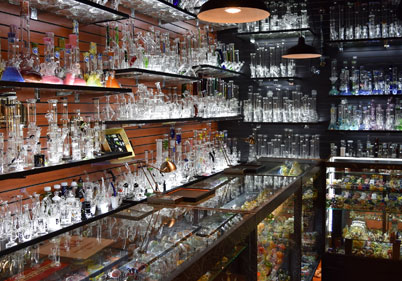 Twigs Glass Smoke Shops