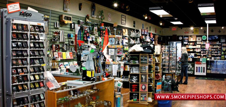 Voodoo Willy's Smoke Hut Huntsville Alabama US Smoke Pipe Shops
