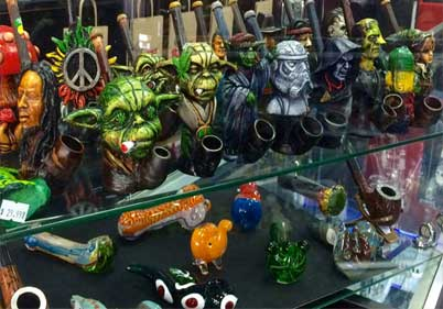 Mendocino Smoke & Gift Shop