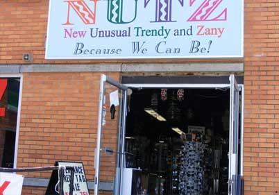 Nutz Smoke Shop