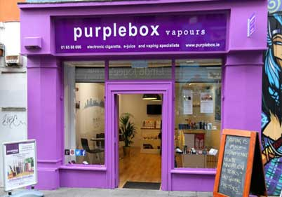 Purplebox Vapours