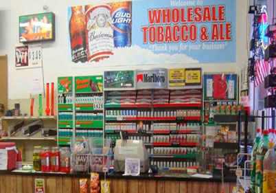 Wholesale Tobacco and Ale