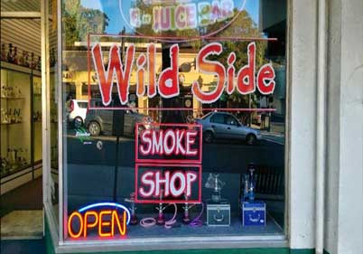 Wild Side Smoke Shop