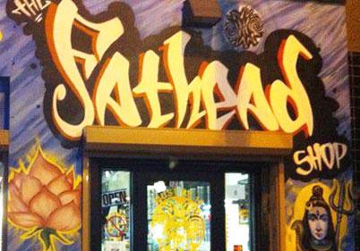 Fathead Glass Smoke Shop