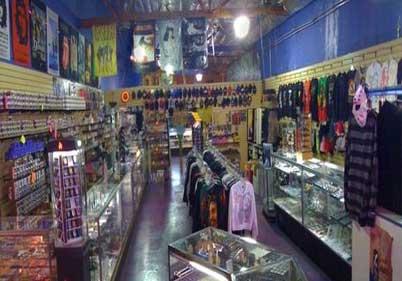 Revolutions Smoke Shop