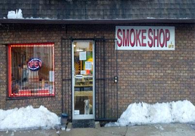 Smoke Zone Ingleside