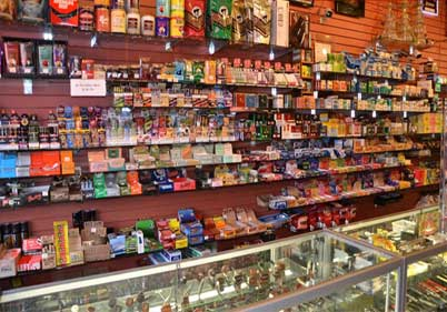 The Phat Cat Smoke Shoppe
