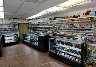 Brennan's Smoke Shop Washington