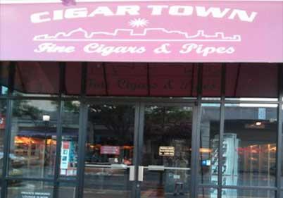 Cigar Town Inc