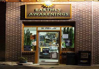 Earthly Awakenings