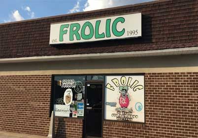 Frolic of Exton