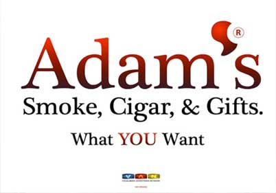 Adams Smokes & Gifts