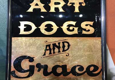 Art Dogs & Grace