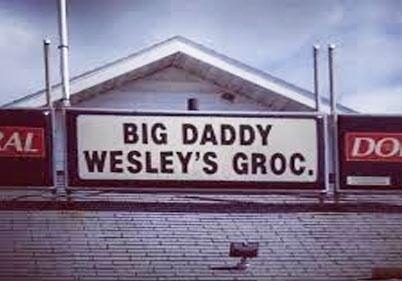 Big Daddy Wesley's