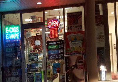 Eau Claire Tobacco Shop