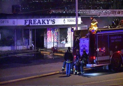 Freaky's Smoke Shop