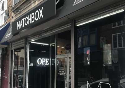 Matchbox Smoke Shop