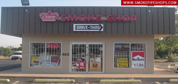 Crown Smoke Shop