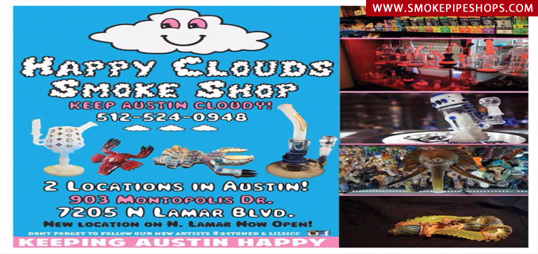 Happy Clouds Smoke Shop