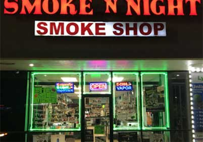 Hwy 6 Smoke N Night Smoke Shop