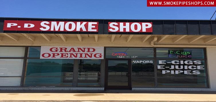PD Smoke Shop