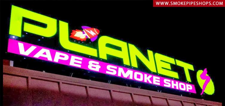 Planet Smoke Shop