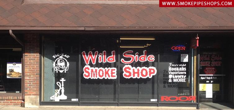 The Wild Side Smoke Shop